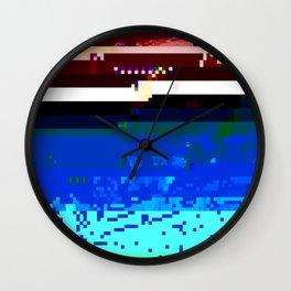 Ocean Death Wall Clock