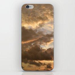 Photo 38 sky sunset iPhone Skin