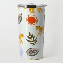 Made By Jens Pattern Travel Mug