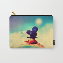 Cartoon Mouse Carry-All Pouch