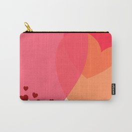 Heart love Carry-All Pouch