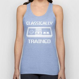 Classically Trained Unisex Tank Top