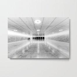 World Trade Center PATH Station Metal Print