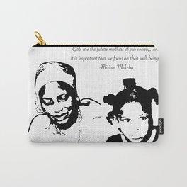 Miriam Makeba Carry-All Pouch