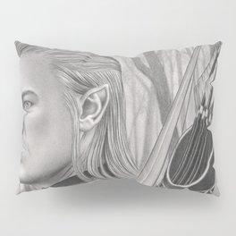 Elf Archer Pillow Sham
