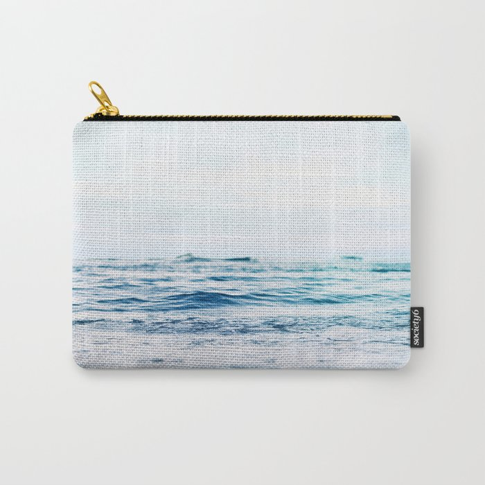 Calm Waves Carry-All Pouch