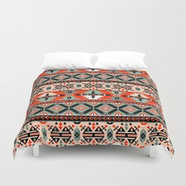 Navajo Pattern 2 Duvet Cover