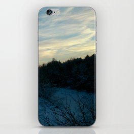This winter's gonna hurt like a m... iPhone Skin