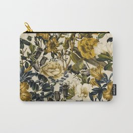Warm Winter Garden Carry-All Pouch