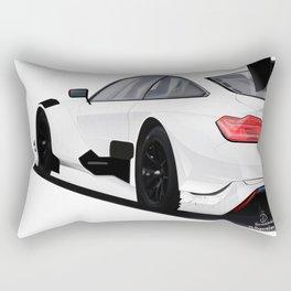 WHITE DT... M/// Rectangular Pillow