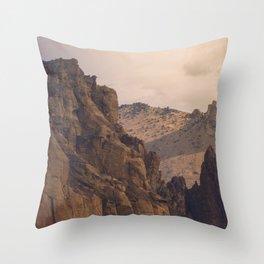 Basalt Throw Pillow