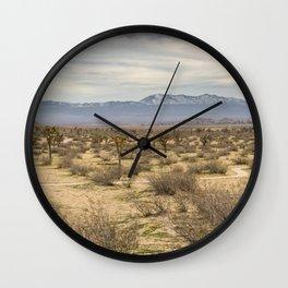 Saddleback Butte State Park Wall Clock