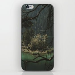 Framed by Nature - Landscape Photography iPhone Skin