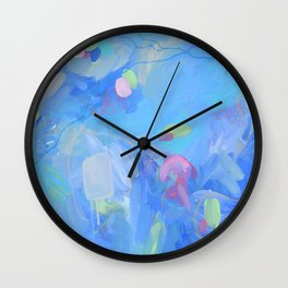 The Dream - Abstract Fresh Contemporary Wall Clock