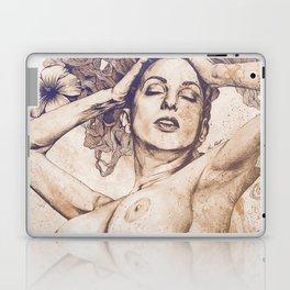 Remembering Days Of Yore: Sunset Laptop & iPad Skin