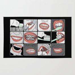 Dentistry vertical Rug