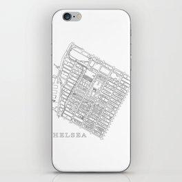 Chelsea iPhone Skin