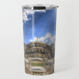 The Blue Mosque Istanbul Travel Mug