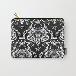 Cthulhu Damask Carry-All Pouch