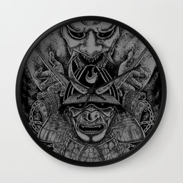 The Demon Wall Clock