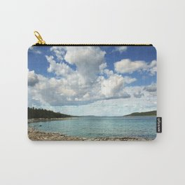 Lake and sky Carry-All Pouch