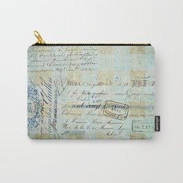 carnet de chèques Carry-All Pouch