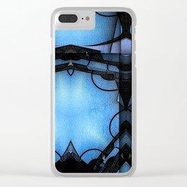 membrane Clear iPhone Case