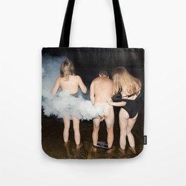 Kaboom! Tote Bag