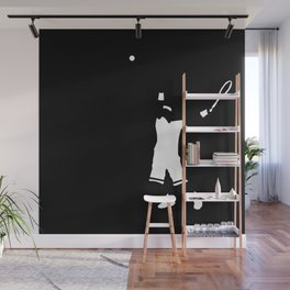Tennis player Wall Mural