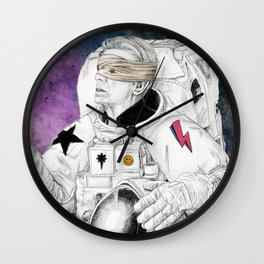 Blackstar Wall Clock