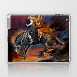 Texas Ghost Rider Laptop & iPad Skin