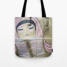 Pink Ladies: Eliot Girl Tote Bag