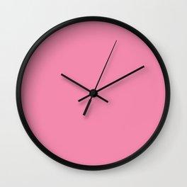 Sachet Pink Wall Clock