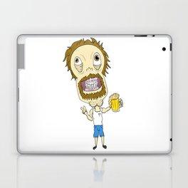 Beer Man Laptop & iPad Skin