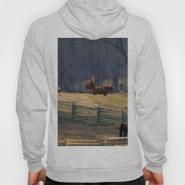 Wilderness Horse Ranch Hoody