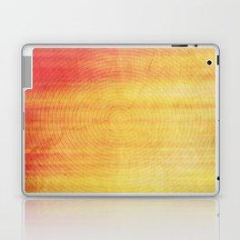 Color Burst - Sunset Ring Laptop & iPad Skin
