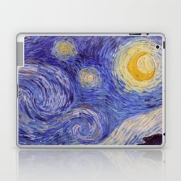 Vincent Van Gogh Starry Night Laptop & iPad Skin