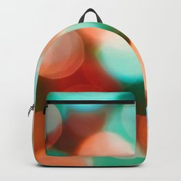 Abstract holiday background Backpack