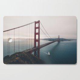 Golden Gate Bridge - San Francisco, CA Cutting Board