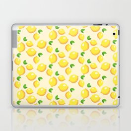 Lemon limon seamless art colour lines triangle look rest eyes color new artist fun mixed pattern swe Laptop & iPad Skin