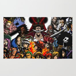 Pirate one piece Rug