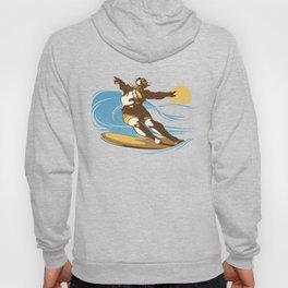 God Surfed Hoody