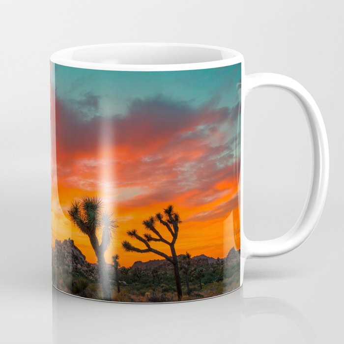 Joshua Tree Parc National Coffee Mug