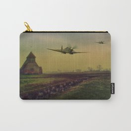 Low At Fairfield Carry-All Pouch