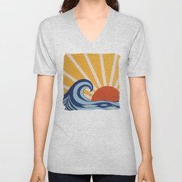 Let Your Sun Shine Unisex V-Neck