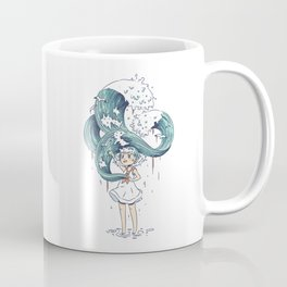 Daughter of the Sea Coffee Mug