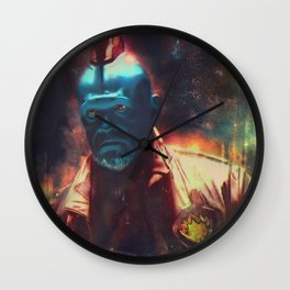 The Ravager Wall Clock