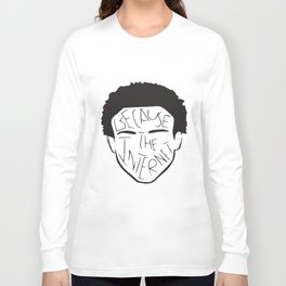 Because The Internet Childish Gambino 3005 Donald Glover Hip Hop T-Shirts Long Sleeve T-shirt