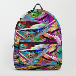 Punk For Life Backpack
