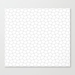 Fracture (from Subtraction Records archives) Canvas Print